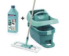 Leifheit® 55077 Wischtuchpresse Profi + Bodenwischer + 1l Reinigungsmittel