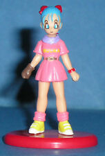 FIGURINE DRAGON BALL Z PEPSI JAPON - BULMA - 1 [ RARE ]