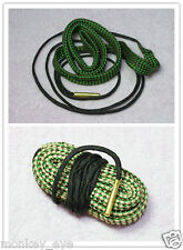 Bore Snake for .308 30-30 30-06 & .22 .223 Caliber Gun/Rifle Cleaning Cleaner us