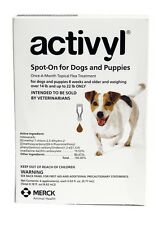 Activyl Spot-On Topical Flea Treatment For Dogs 14-22 lbs 6 Month Supply