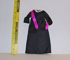 BARBIE 2003 GRADUATION GOWN DRESS CLOTHES NEW WILL FIT SILKSTONE