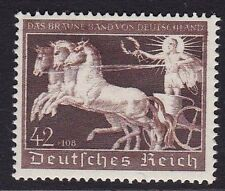 3rd Reich Nazi Germany WW2 MNH** Stamps 1940 7th Race for the Brown Ribbon