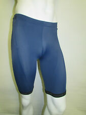 NEW MEN'S ENDURA CYCLING SHORTS BLUE SIZE MEDIUM