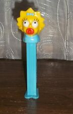 PEZ Maggie Simpson Dispenser Made in Hungary Pop Culture Collectible