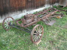 Rust Free #s Matching 1927 Ford Model TT Truck Chassis Un-Molested Original T