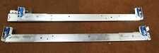 Dell PowerEdge 2650 Rapid Rails Rack Mount U1070 U1071 Left And Right Rails