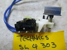 TECHNICS SL-Q303 Power On/Off Switch