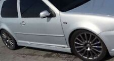 Vw Golf 4 Iv R32 Carenados Laterales 3 Puertas Tuning