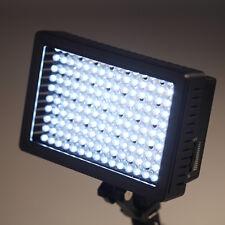 Pro HD-160-LED Video Light Lamp for Canon Nikon Pentax DSLR Camera DV Camcorder