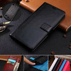Classic Case Flip Card Holder Wallet Soft Shell Leather Cover For Lenovo Phone
