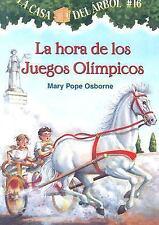 La Hora De Los Juegos Olimpicos  Hour of the Olympics (La Casa Del Arb-ExLibrary