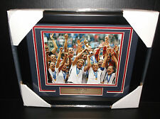 2015 WOMEN'S WORLD CUP TEAM USA CHAMPIONS FRAMED 8X10 PHOTO  ALEX MORGAN SOLO #3
