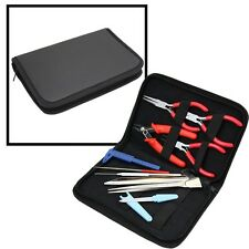 Beading Tool Kit 10 pc Set Tools for Bead Jewelry Making Beaders Hand Tools