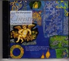 (CR700) The Manpower Christmas Collection - 1996 CD