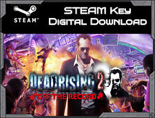 Dead Rising 2 Off The Record-PC Vapor CD Tecla Descarga Digital * Entrega Rápida *