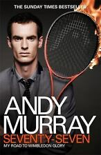 Andy Murray: Seventy-Seven, Murray, Andy, New Books