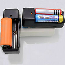 Universal Dual Battery Charger For 18650 16340 26650 Rechargeable 3.7V Li-ion UK