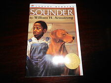 Sounder by William H. Armstrong home school John Newbery book AR book