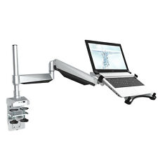 "Loctek D7P Swivel Desk Laptop Mount Arm Stand Fits 10.1""-17.3"" Notebook"
