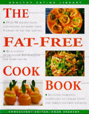 Fat Free Cookbook (Healthy Eating Library),ACCEPTABLE Book