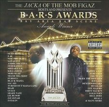 B.A.R.S. Awards: Bay Area Rap Scene [PA] by The Jacka (CD, Oct-2009, Nor Cal ...