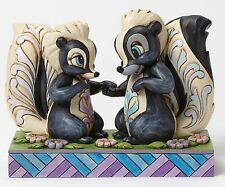 Disney Traditions Love Is In The Air Flower and Miss Skunk Figurine 14cm 4049639