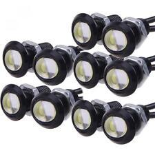 10 x 9W LED di Eagle Eye auto della nebbia DRL parcheggio di inverso della luce