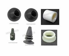 Porsche 914/4 (70-72) Shifter Rebuild KIT (6 pcs) shifter boot bushing ball cup