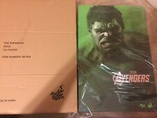 Hot Toys Avengers Hulk 1/6th MMS186