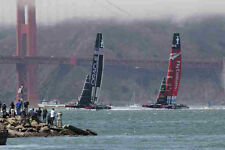 America's Cup 2013 Oracle ETNZ Emirates New Zealand Sailing Boat USA  8x10 Photo