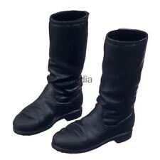 """1/6 Long Boots Shoes Accessory for 12"""" Kumik Phicen Hot Toys Female Figures"""