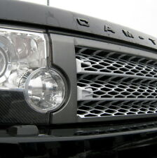 Supercharged Style front grille silver grey Land Rover Discovery 3 LR3 Disco NEW