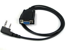 Programming cable for Kenwood TK3207 TK3107 TK2107 TK370 G TK372 G TK378 G A212