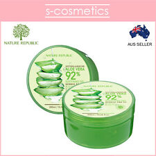[NATURE REPUBLIC] Soothing & Moisture ALOE VERA 92% Soothing Gel