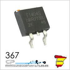 1 Unidad IRF1404S F1404S 1404S MOSFET 162A / 40 V SMD TO-263