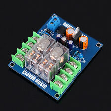 UPC1237 Speaker Speaker Protection Board Kit Dual Omron Relay