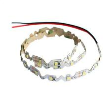 Warm White 5M 72W  360 SMD 2835 S-Shape LED Flexible Strip Light DC 12V