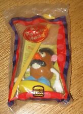 1998 Mr. Potato Head Burger King Toy - Spinning Spud