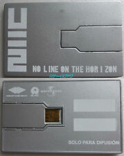 U2 NO LINE ON THE HORIZON USB KEY STICK URUGUAY ISLAND PROMO
