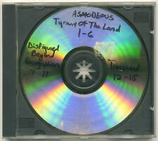 ASMODEOUS Demo Discography; 2000 CD CD-R, Chicago Death Metal
