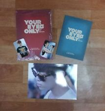 SHINee [ JONGHYUN - YOU EYES ONLY ] FAN CLUB PHOTOBOOK - KPOP GOODS