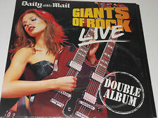 Daily Mail Music CD - Giants of Rock Live - Disc 1 Only