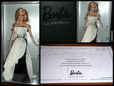 Beaded Gown Barbie Doll Platinum Label 2013 CODE X8266 NRFB NR. 639 DI 999