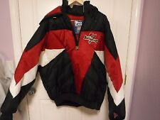 Tampa Bay Buccaneers Parka Jacket Official Pro Player Size 2XL XXL