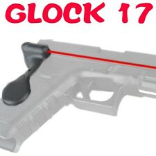 Black Grip For G17 Airsoft Glock Red Dot Laser Sight Pointer Hunting Scope
