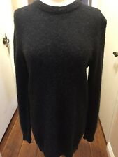 JOHAN BY J. LINDERBERG Black Long Sleeve Women's Sweater Sz S