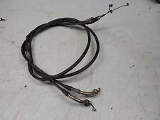 honda gl1200 goldwing standard throttle cables carb carburetor 1200 84 1984