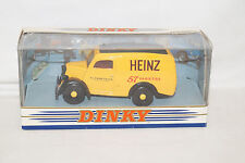 DINKY Collection dy-4 Ford e38w 10 CWT van 1950 jaune Heinz Ketchup 1:43 MATCHBOX