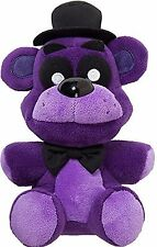 "NEW  Funko Five Nights At Freddy's 6"" Shadow Freddy Bear Plush Dol Toy"