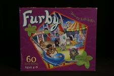"Furby 1999 Puzzle ""Doo-ay koh-koh"" Special Shaped Puzzle (Complete!)"